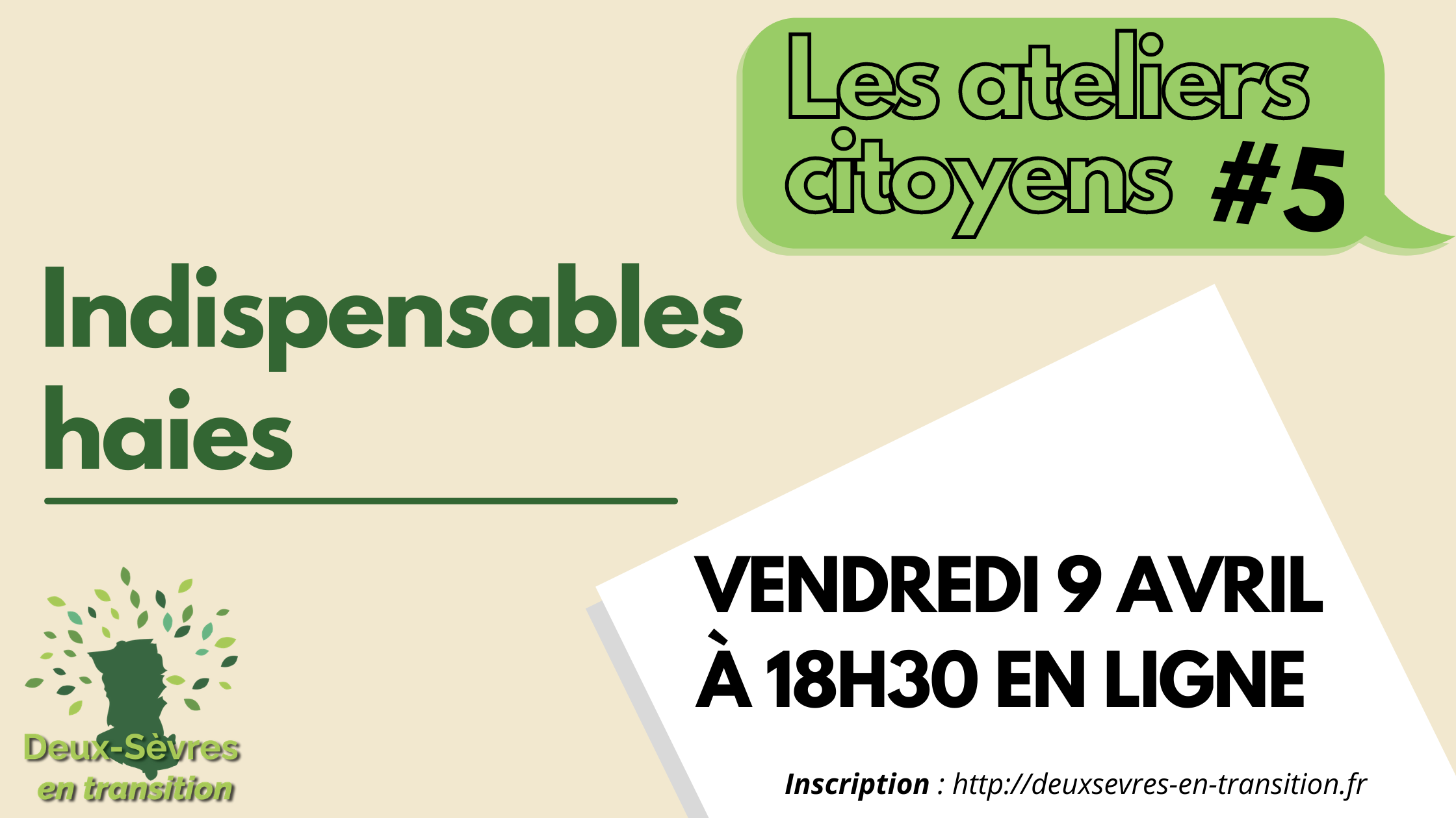 Auditions Indispensables haies